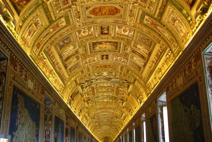 Vatican Museums & St Peter's