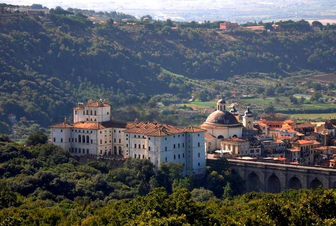 Castel Gandolfo & Ariccia Palaces